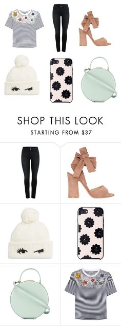"""""""Untitled #239"""" by alexandriamcbride on Polyvore featuring Gianvito Rossi, Kate Spade, Tammy & Benjamin and Miu Miu"""