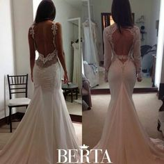 Wow! Just Love the back