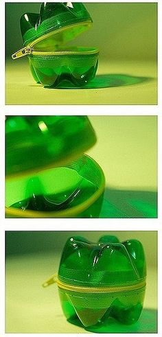 another way of recycling & reuse - coin purse