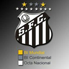 Santos o melhor clube brasileiro de futebol do mundo.