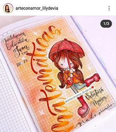 Cool Girl, Lily, Notes, Style Inspiration, Lettering, Divas, Disney, School Notebooks, Drawings