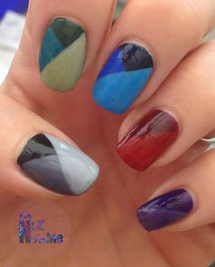 33DC Day 14 - Abstract! - Nail Newbie