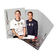 """Autogrammkarten-Set """"Die Mannschaft"""" - DFB-Fanshop"""