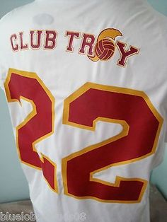 USC Trojans Volleyball Jersey 22 Womens Large Club Troy SC LA Fight On Costume