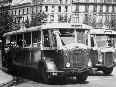 PANHARD K63D AUTOBUS PARISIEN