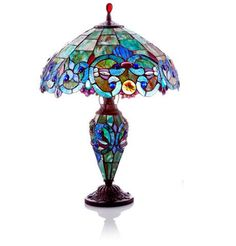 Corrista Stained Glass Lamp
