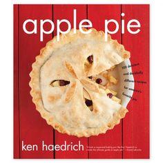 Apple Pie 100 Recipe Book-omg 100 pies? yeeezzz