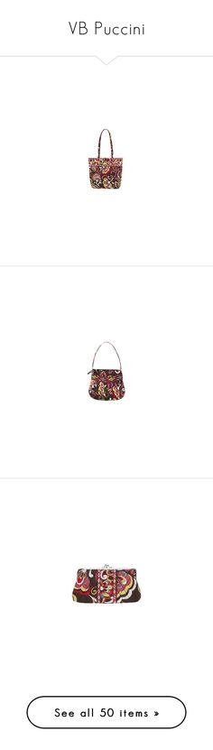"""""""VB Puccini"""" by somethingshines ❤ liked on Polyvore featuring bags, handbags, tote bags, vera bradley, tote handbags, tortoise shell purse, vera bradley purses, vera bradley tote bags, tote bag purse and pocket purse"""