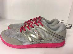new balance ebay. new balance wx20sp minimus women\u0027s grey/silver/pink running shoes size 9 us new balance ebay