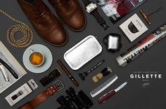 Student Design: Gillette Rebranding - Next Ventured
