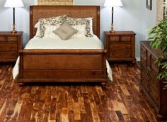 Hand Scraped Acacia Flooring Called Tobacco Road From Lumber Liquidators,  Its What We Just Purchased