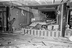 Snackbar Pleinzicht van Baanen in 1968