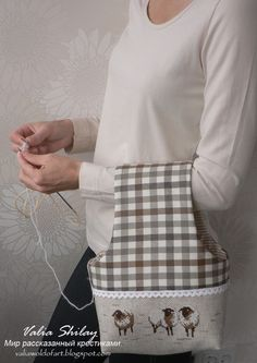 New knitting needles storage projects Ideas Sewing Hacks, Sewing Crafts, Sewing Projects, Bag Patterns To Sew, Sewing Patterns, Knitting Needle Storage, Knitting Needles, Clothespin Bag, Peg Bag