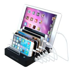Laptop desktop accessories Charger Stand