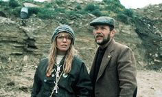 Alison Steadman and Roger Sloman in Nuts in May.