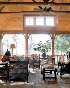 Highlands porch - Amelia Handegan