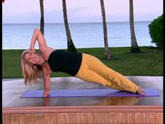 "Target tone your abs and waistline with this Denise Austin's Pilates workout. This Pilates routine targets all of the muscles in your core while using only your own body weight for a lean, sexy torso.    This workout is from Denise Austin's DVD ""Best Bun & Leg Shapers"".    For full selection of great workouts like this one, go to the BeFit Channel o..."