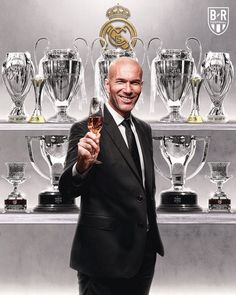 Zinedine Zidane, Soccer Match, Football Match, Hazard Real Madrid, Club World Cup, Soccer Pictures, Best Player, Liverpool Fc, Champions League