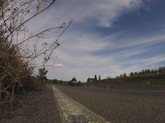Markkus Rovito, Chianti Hills and Energica Ego