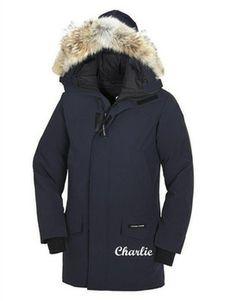Free Shopping Bogner Brand Warm Down Jacket men's Winter Coat RLX fur Parka Jacket male Long Down Coat Size S -- XXL
