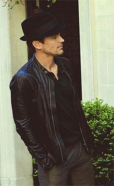 leather jacket=irresistible