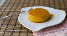 Recipes from South America: Semolina caramel pudding