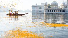 Taj Lake Palace: As loved by Roger Moore-era James Bond.