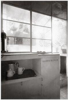 kitchen of eileen gray