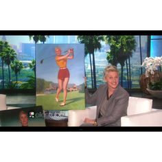 Throwback to that time @theellenshow showed our masterpieces on her show :) Let's make some to surprise upcoming guests!