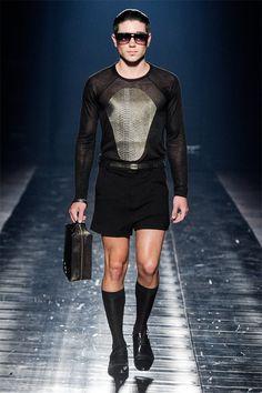 Arnaldo Ventura FallWinter 2014 - Casa de Criadores Fashion Week - DerriusPierreCom (1)
