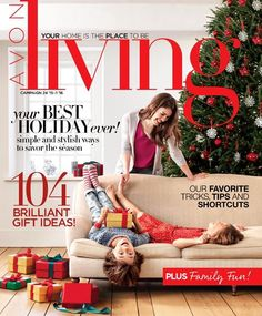 Check out #Avon #living magalog featuring brands like #cuisinart #mikasa #lenox Loaded with #ideas to get your #home #holiday ready! Shop online brochure @ www.youravon.com/morgans