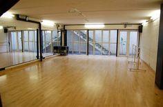 The Basement Dance Studio.