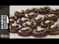 Išlské dortíčky - Roman Paulus - Kulinářská Akademie Lidlu - YouTube Xmas Food, Lidl, Roman, Cookies, Youtube, Crack Crackers, Biscuits, Cookie Recipes, Youtubers