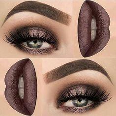 5,514 отметок «Нравится», 25 комментариев — ⭐FASHION |||| INSPIRATION⭐ (@fashionsidol) в Instagram: «#makeup !!@fashion_lovenails #instafantasyfashion #Tag Your Friends ❤ - #makeup #instamakeup…»