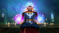 Doctor Strange Crystal Reveal | Marvel Contest of Champions - YouTube