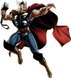 Marvel Avengers Alliance Thor Classic by ratatrampa87.deviantart.com on @DeviantArt