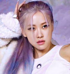 Violet Aesthetic, Aesthetic Roses, Kpop Aesthetic, Pastel Purple, Purple Roses, Divas, Hair Icon, Rose Icon, Lilac Hair