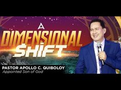'A Dimensional Shift' by Pastor Apollo C. Spiritual Enlightenment, Spirituality, New Names, Son Of God, Apollo, Gods Love, Worship, Father, Messages