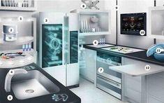 Inspirational kitchen technologies to adorn futuristic homes