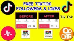 Get free tik tok follwers, free tik tok like, get free unlimited views on tik tok, Tik tok hack Free Followers On Instagram, Twitter Followers, Free Instagram, Fake Followers, How To Get Followers, Heart App, Get Free Likes, Increase Youtube Views, Auto Follower