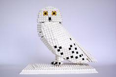 Stormy the Snowy Owl (by DeTomaso Pantera)