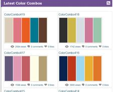 Color Scheme | Color Combinations Color Schemes Color Palettes - Google Chrome_2012 ...