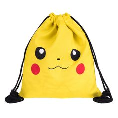 PIKA Pokemon Backpack is now available for purchase at www.basslaces.com  #basslaces #edm #festivalfashion #plur #rave