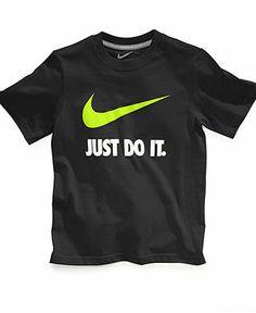 Nike Boys' Just Do It Tee - Kids - Macy's