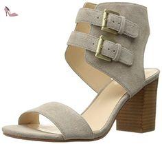 Nine West Galiceno Suede Sandales à talons - Chaussures nine west (*Partner-Link)