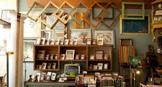 Best Salvaged Wood Frames: FoundRe: Furnishings (Photos by David Robert Elliot)