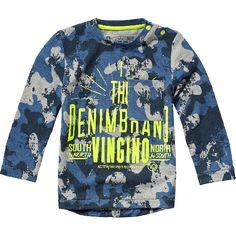 Vingino® T-shirt Jeromie Mini True Navy Blue Winter 2017
