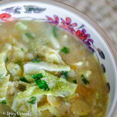 Hustá kapustová polévka