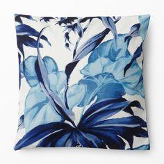 Inred med textil - Köp online på åhlens.se! Spare Room, Decorating Your Home, Blue And White, Classy, Tapestry, Leaves, Fancy, Architecture, Inspiration