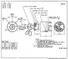 mercury marine ignition switch wiring diagram. Black Bedroom Furniture Sets. Home Design Ideas